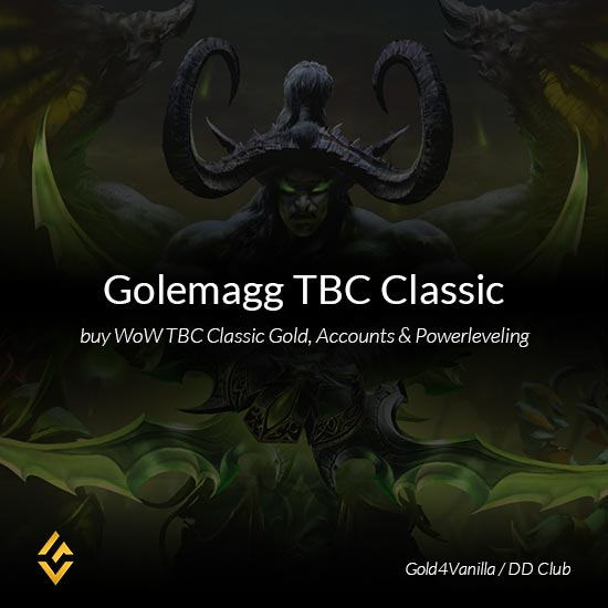 Golemagg TBC Classic Gold