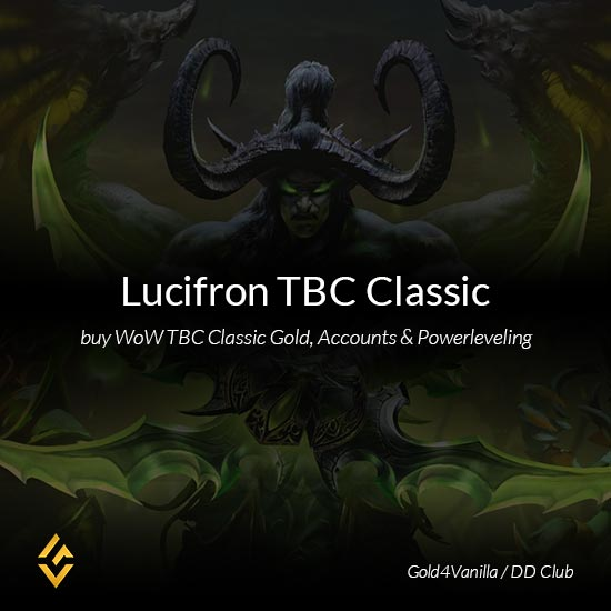 Lucifron TBC Classic Gold