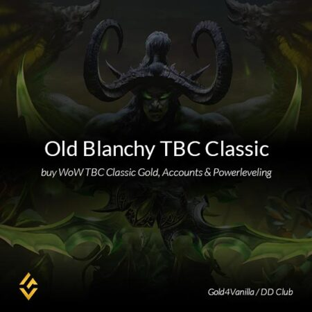 Old Blanchy TBC Classic Gold