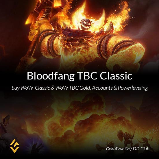 Bloodfang Gold
