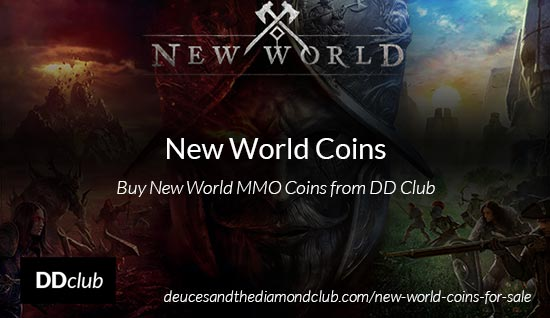 New World Coins for Sale - Buy New World Coin on DD Club